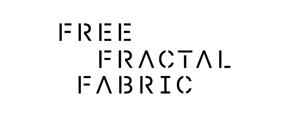 FREE FRACTAL FABRIC